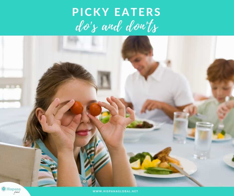 Tips for Picky Eaters: What To Do (And Not Do)