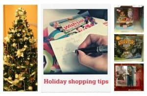 Shopping tips for the holidays