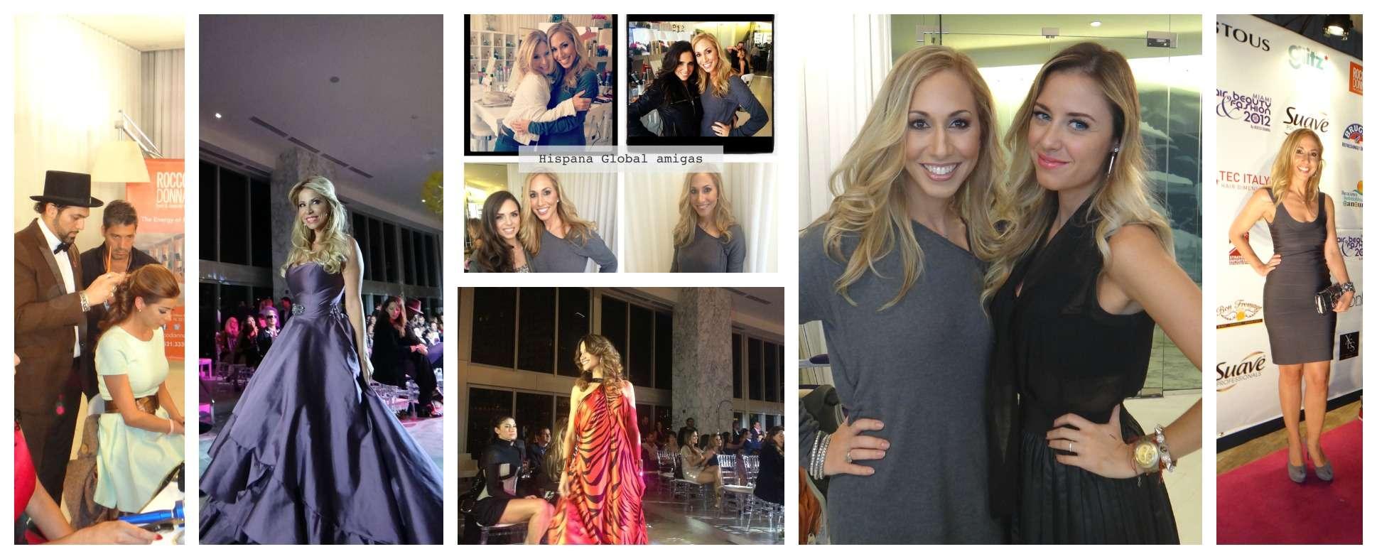 Miami Hair Beauty Fashion 2012 By Rocco Donna Fashion Show