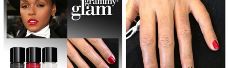 Janelle Monáe Grammy Nails Step by Step