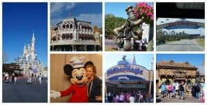 Tips when traveling to Walt Disney World