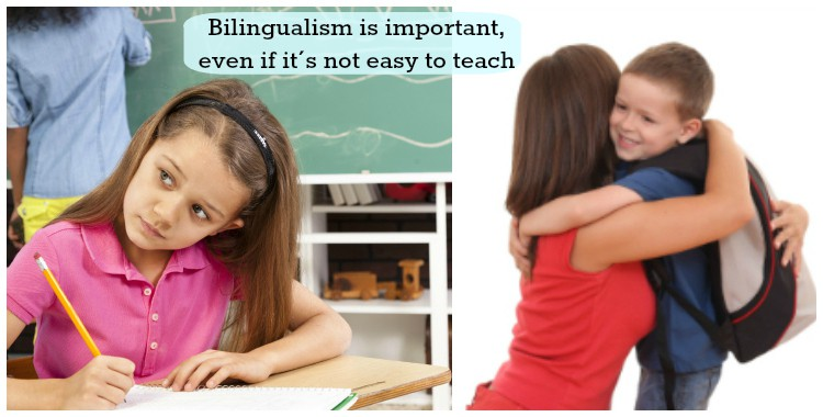 Biingualism is important, even if it takes extra effort