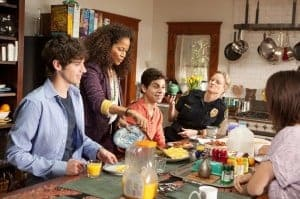 The new TV series The Fosters shows families come in different forms and sizes