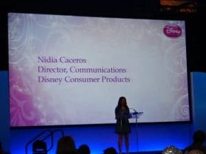 Nidia Caceros, Disney Consumer Products