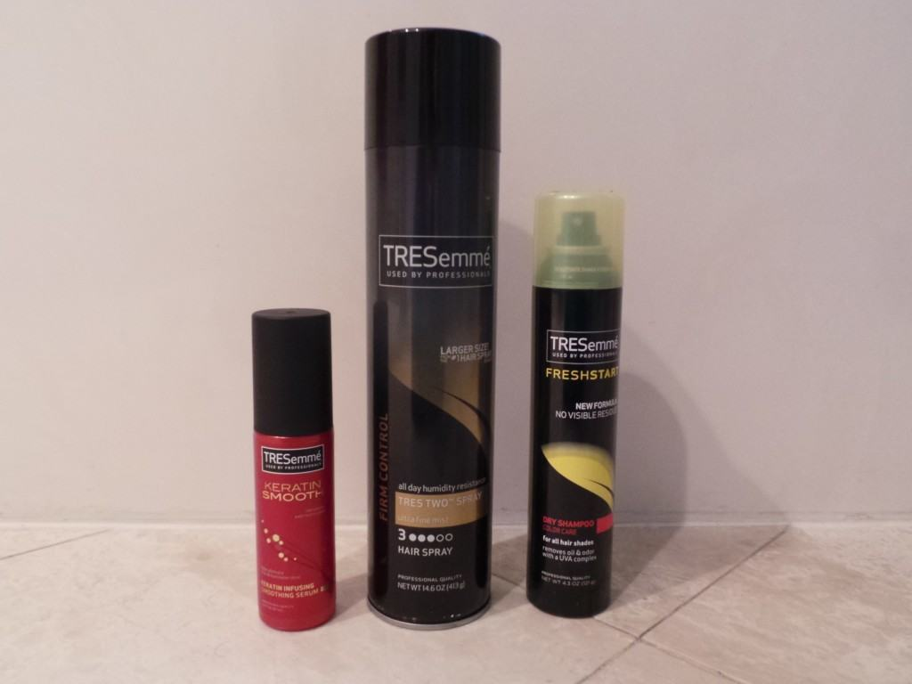 TRESemme hair products