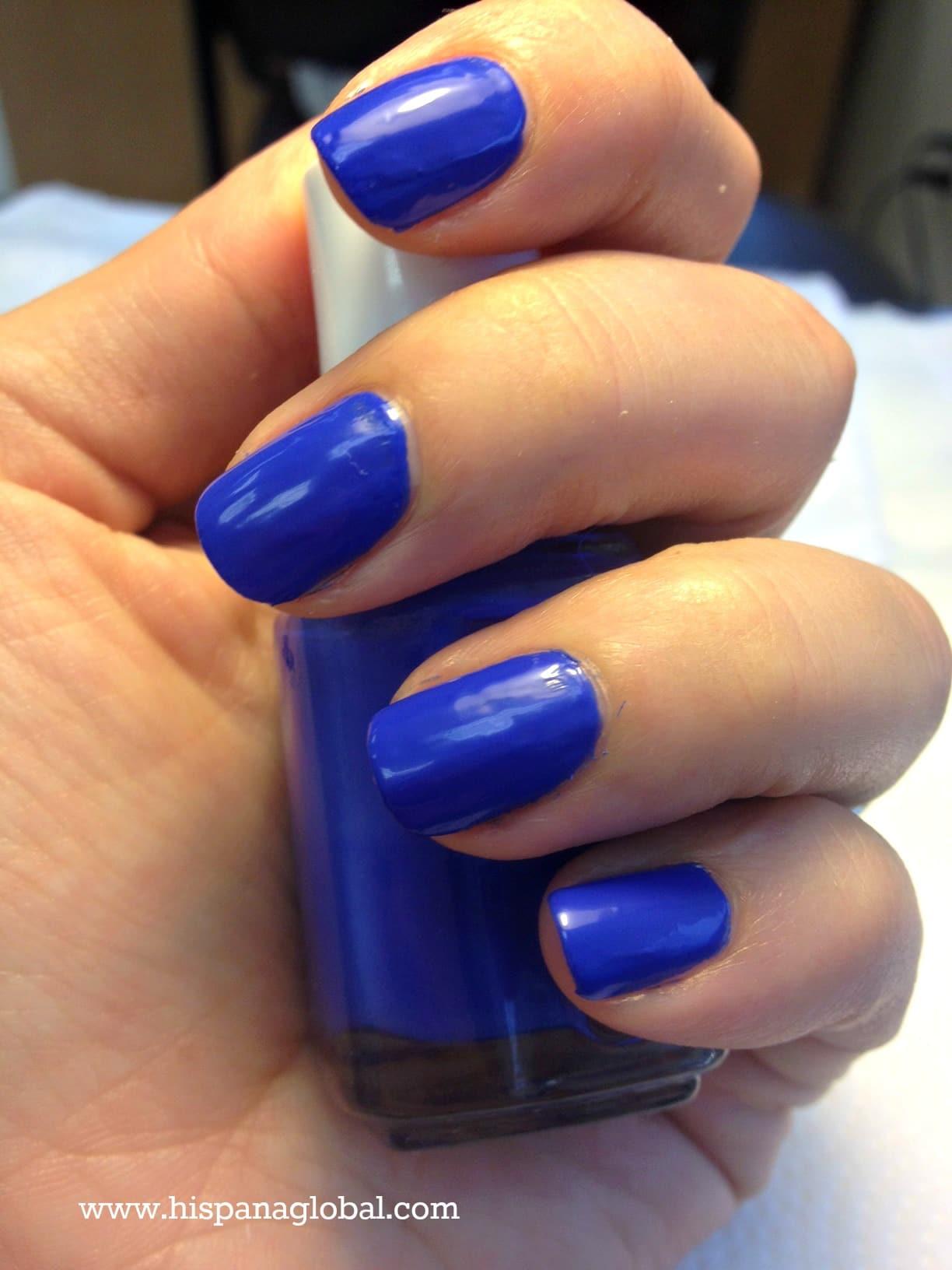 Essie Nail Polish Navy Blue Blue Nail Polishes