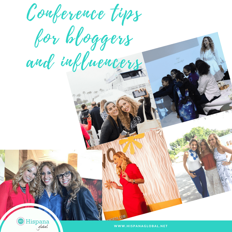 11 conference tips for bloggers and influencers