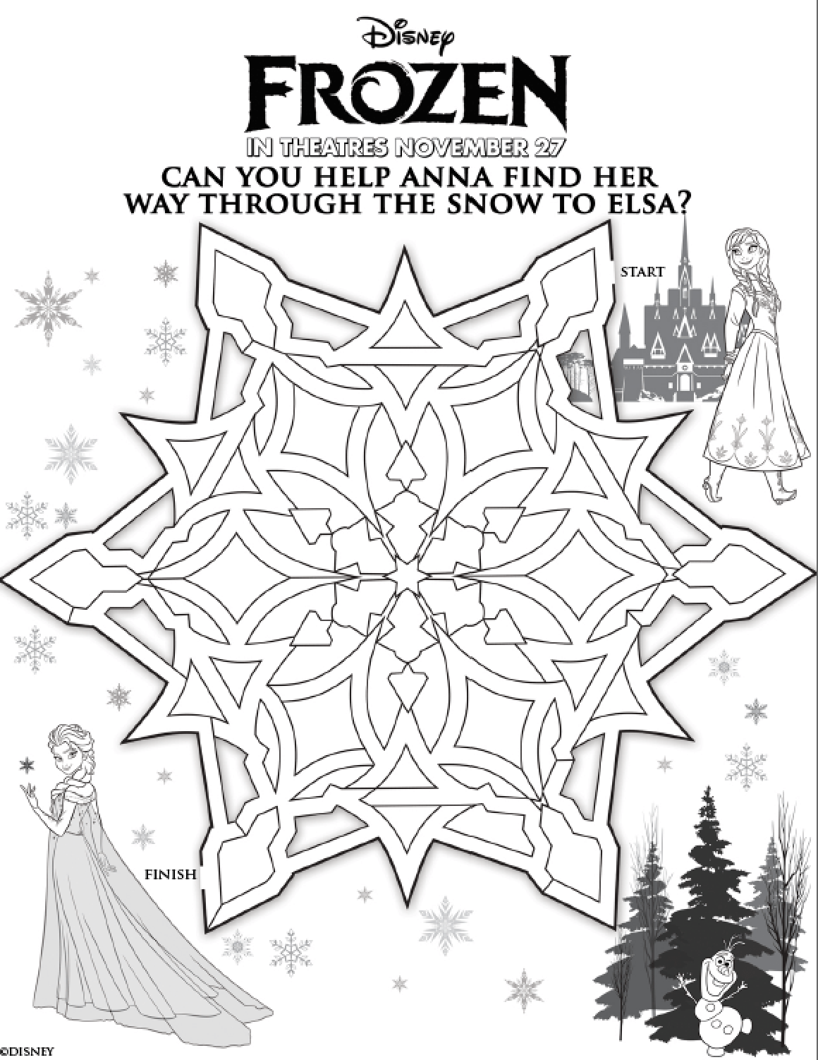 activity coloring pages to print - photo#20