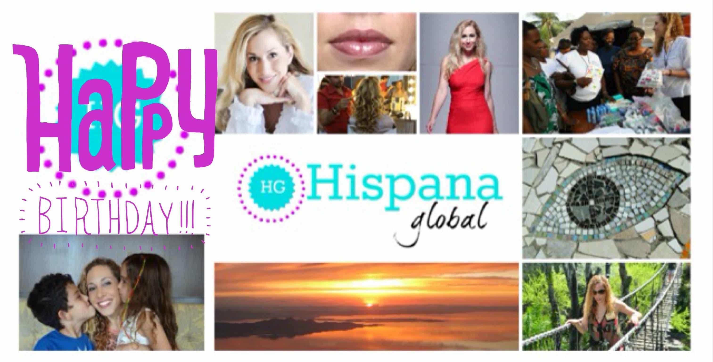 happy birthday hispana global
