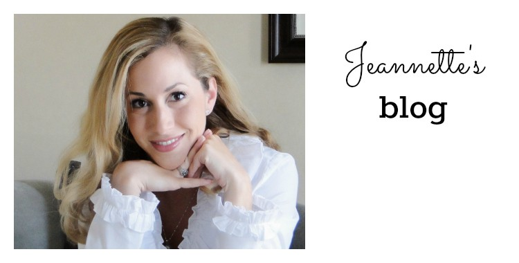 Jeannette Kaplun's mom blog