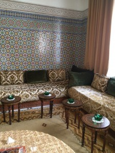 Traditional home in Morocco, photo by Diana Linongi for Hispana Global
