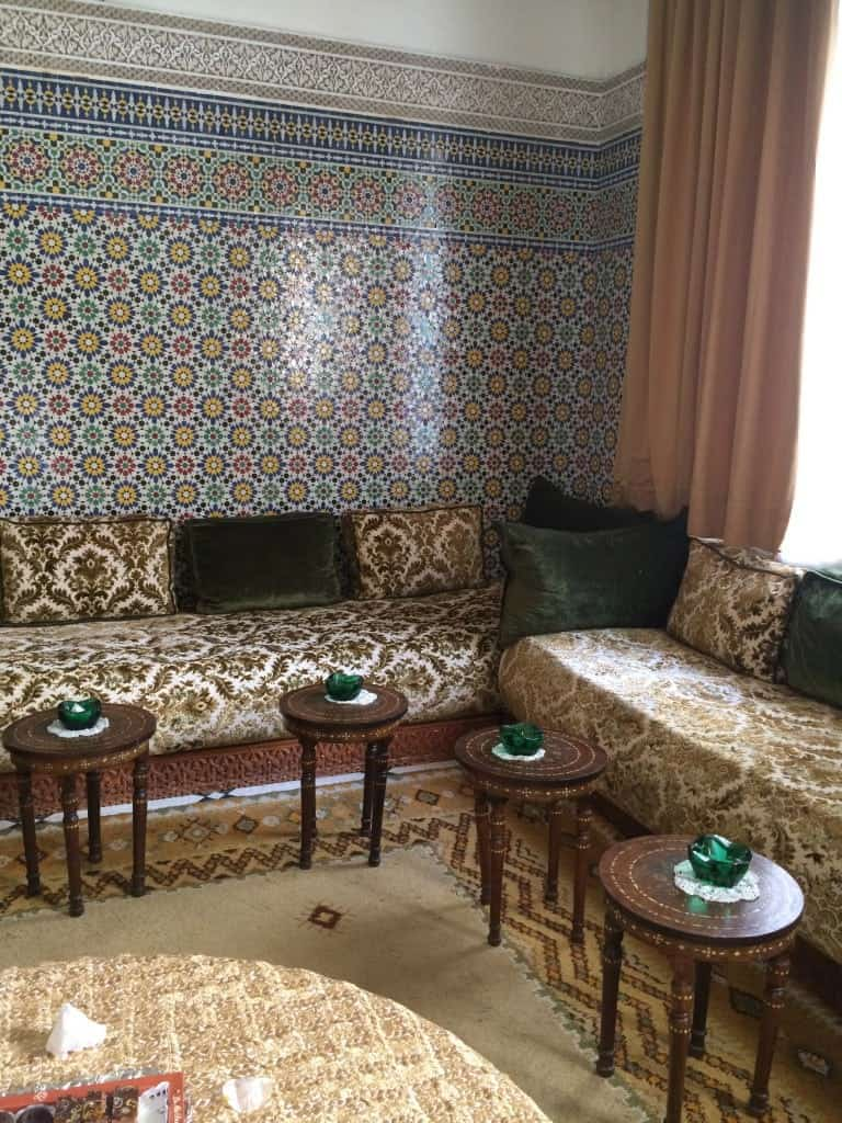 Traditional home in Morocco, photo by Diana Linongi for Hispana Global