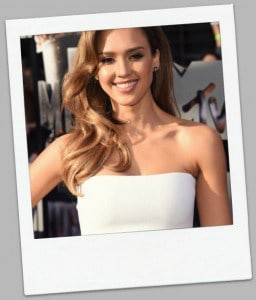 Jessica Alba at MTV Movie Awards 1