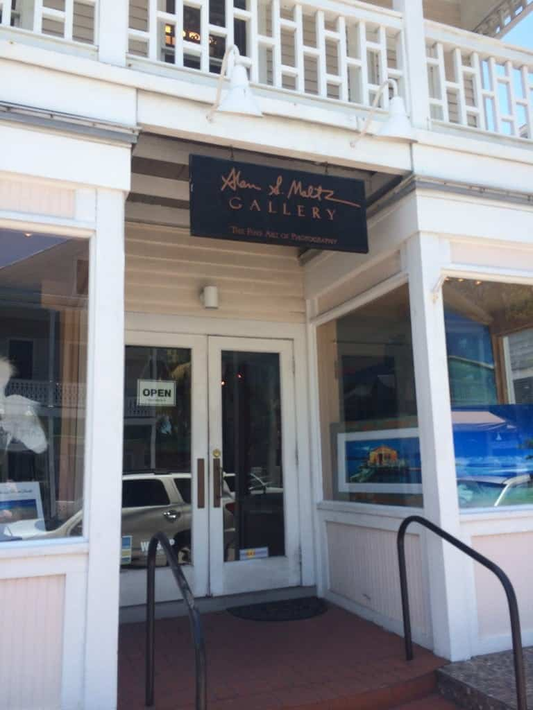 Alan Maltz gallery in Key West