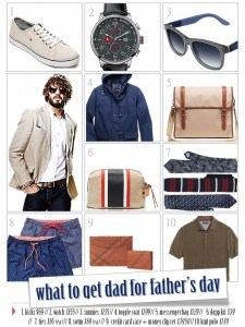 Happy Father's Day gift from Tommy Hilfiger