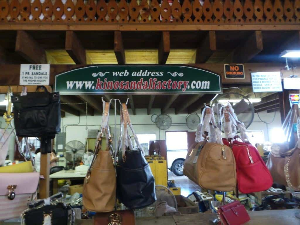 Kino Sandals Key West factory store