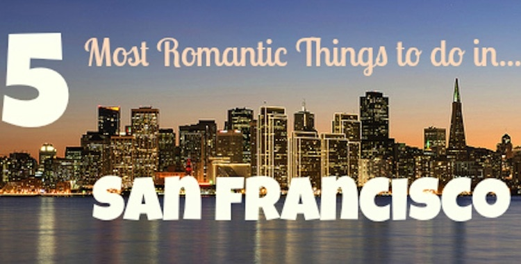 Romantic things to do while dating