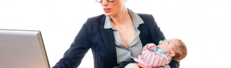 10 Tips If You're Breastfeeding And Working