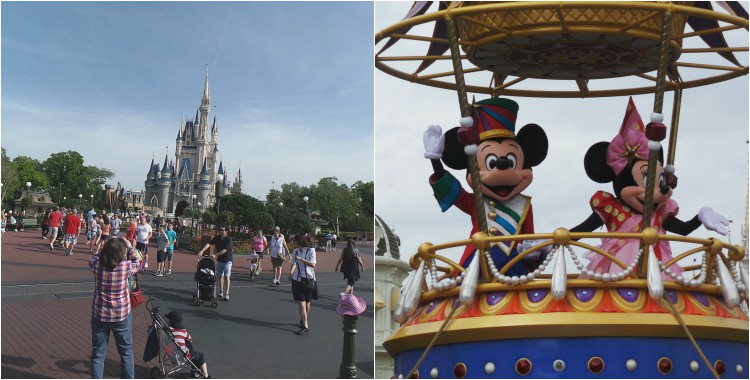 The best time to go to Disney