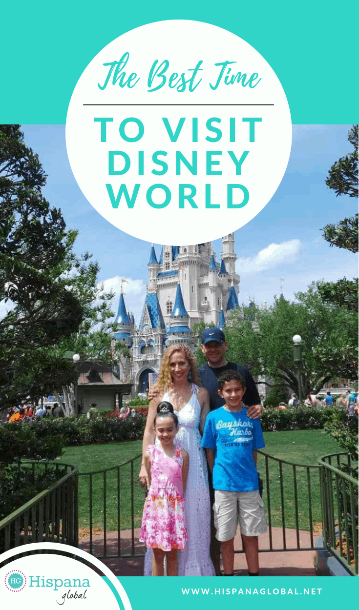 Find out how to choose the best time to visit Walt Disney World in Orlando, Florida with these simple tips.