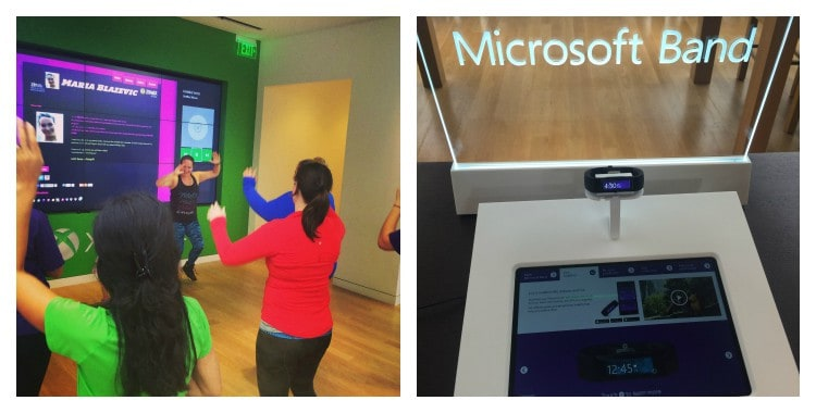 Microsoft Band Launches in Aventura on #FitnessDay {plus giveaway!}