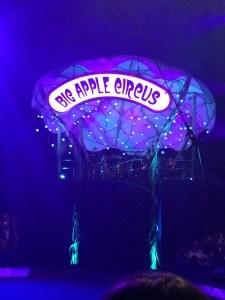Big Apple circus in new york