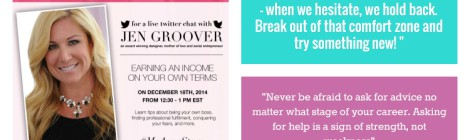 7 Quotes From Jen Groover To Inspire You