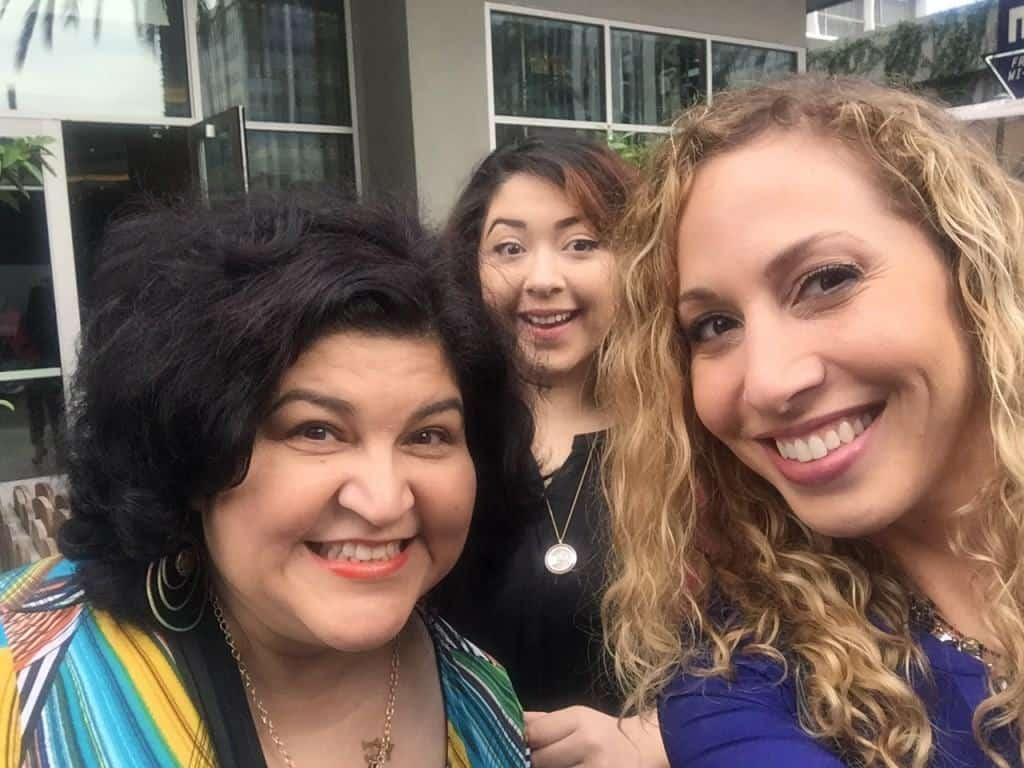 Kathy Cano Murillo, Jeannette Kaplun, Maya Murillo