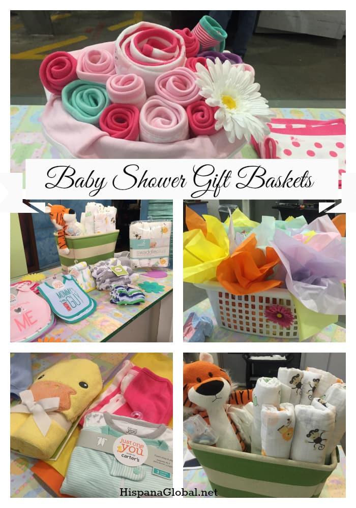 Baby Gift Basket Ideas Diy : Diy baby shower gift basket ideas hispana global