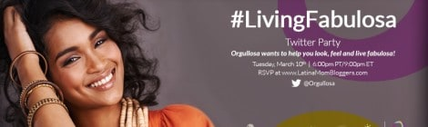 Fab P&G and Orgullosa #LivingFabulosa Twitter Party {& Get Ready for #Hispz15!}