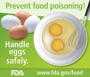 FDA Egg Billboard