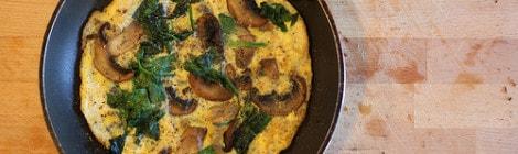 Omelettes: Not Just For Breakfast!