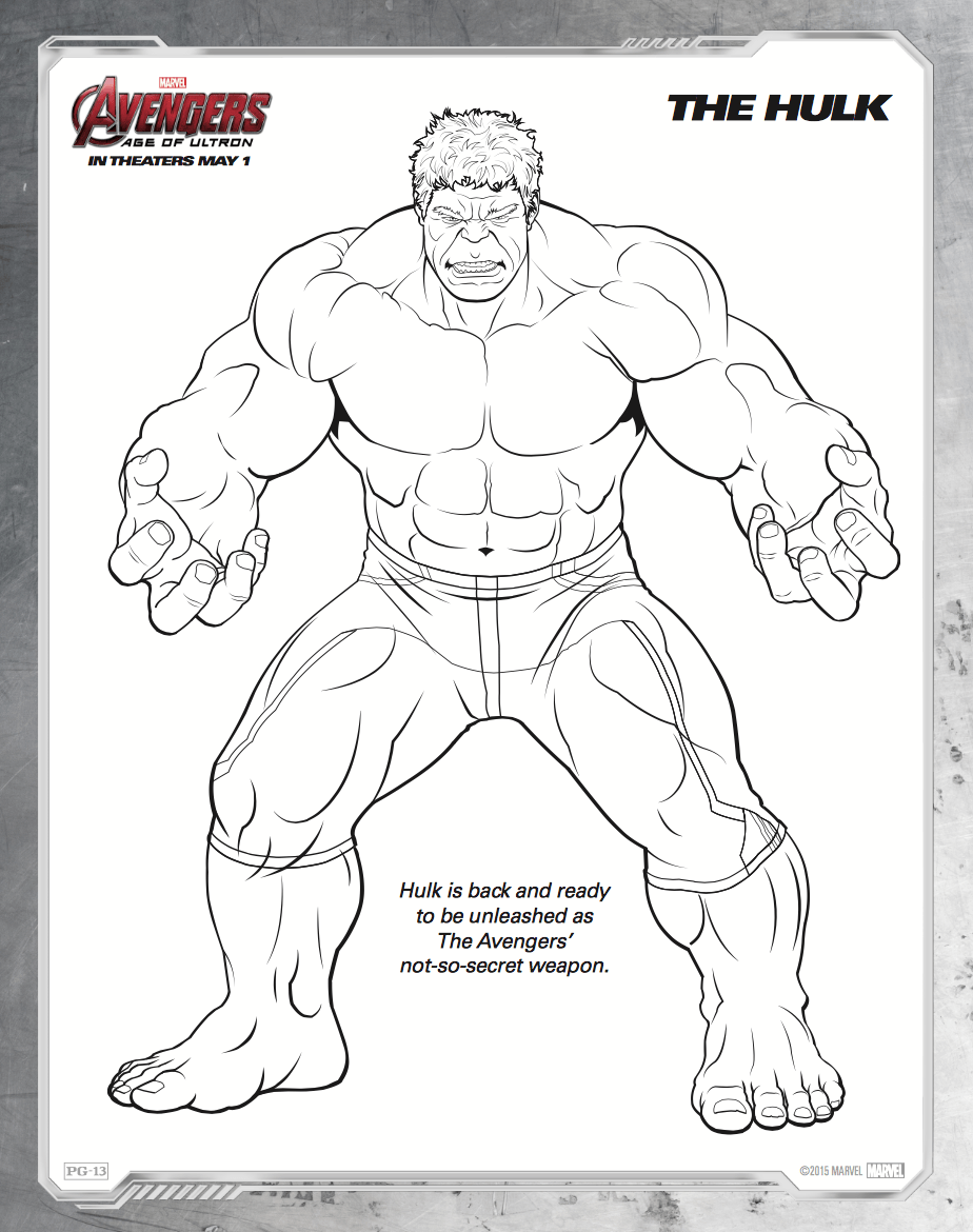 It is a graphic of Divine Avengers Coloring Pages Printable