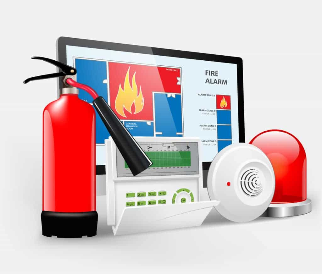 Home safety alarms to keep family safe