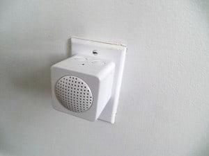 RemoteLync plugged into wall