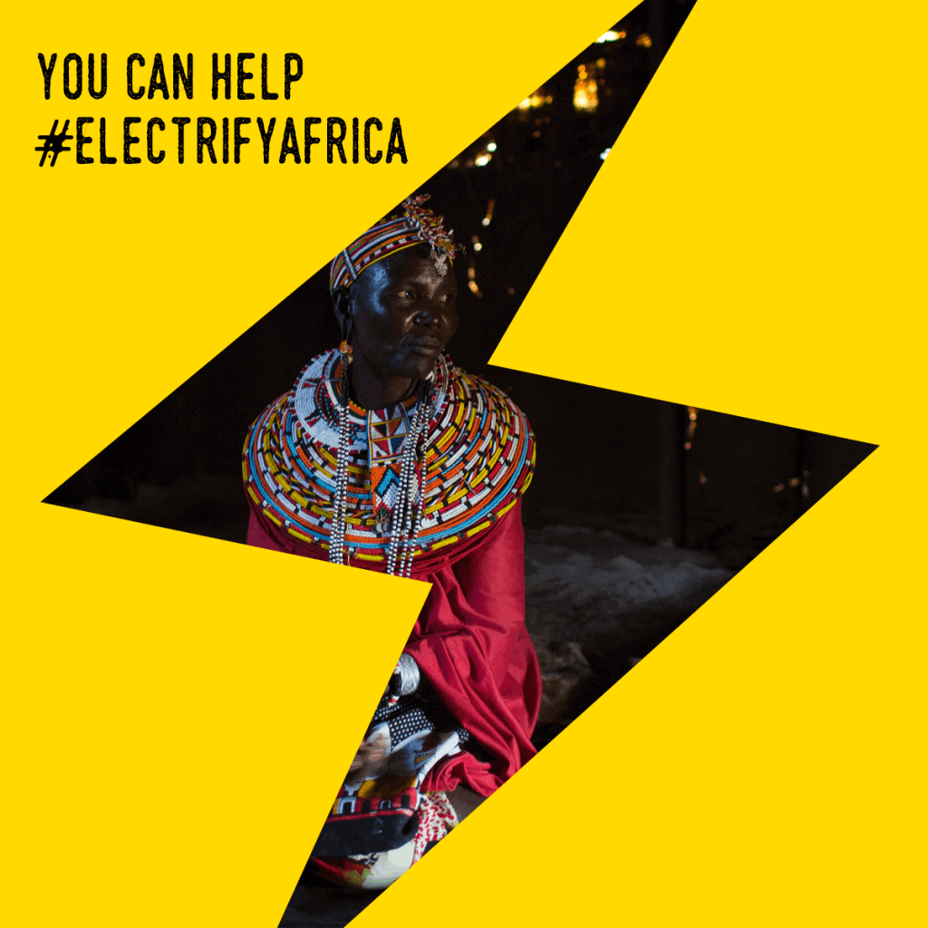 Energy #lightforlight #electrifyAfrica