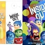 Inside Out free printable door hanger activity