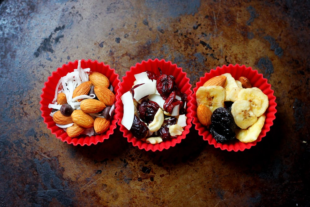 Easy Trail Mix Recipes