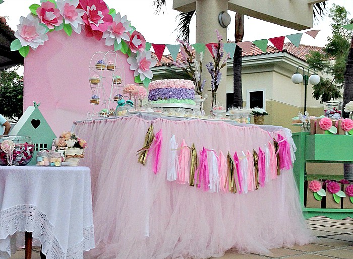 Baby Shower Decoracion Niña ~ Adorable baby shower themes hispana global
