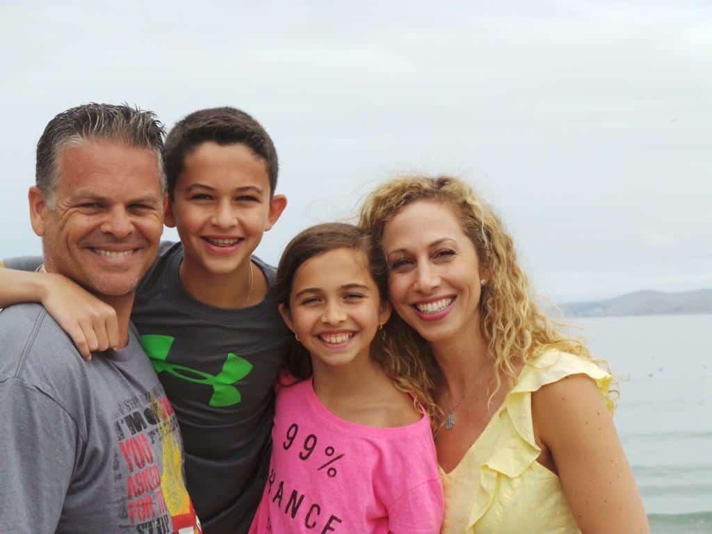 Epic family trip to California