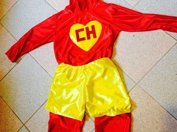 El Chapulin Colorado Costume