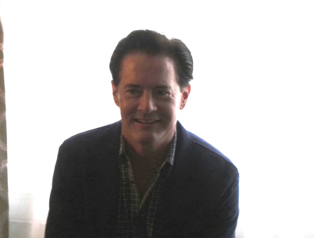 Kyle MacLachlan press conference