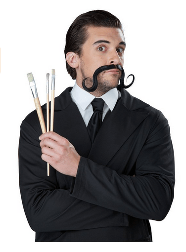 Salvador Dali Costume