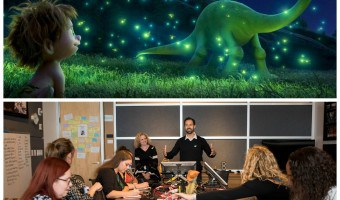 Behind The Good Dinosaur's Storytelling Process