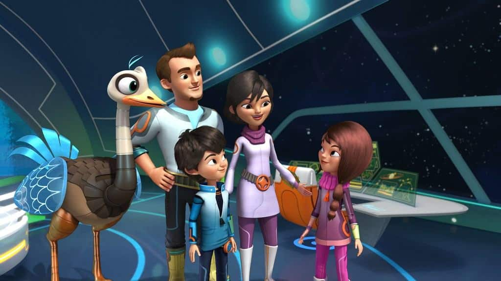Miles from Tomorrowland encourages coding and STEM