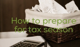 6 Ways To Prepare Now For Tax Season {+ 1K Giveaway!}