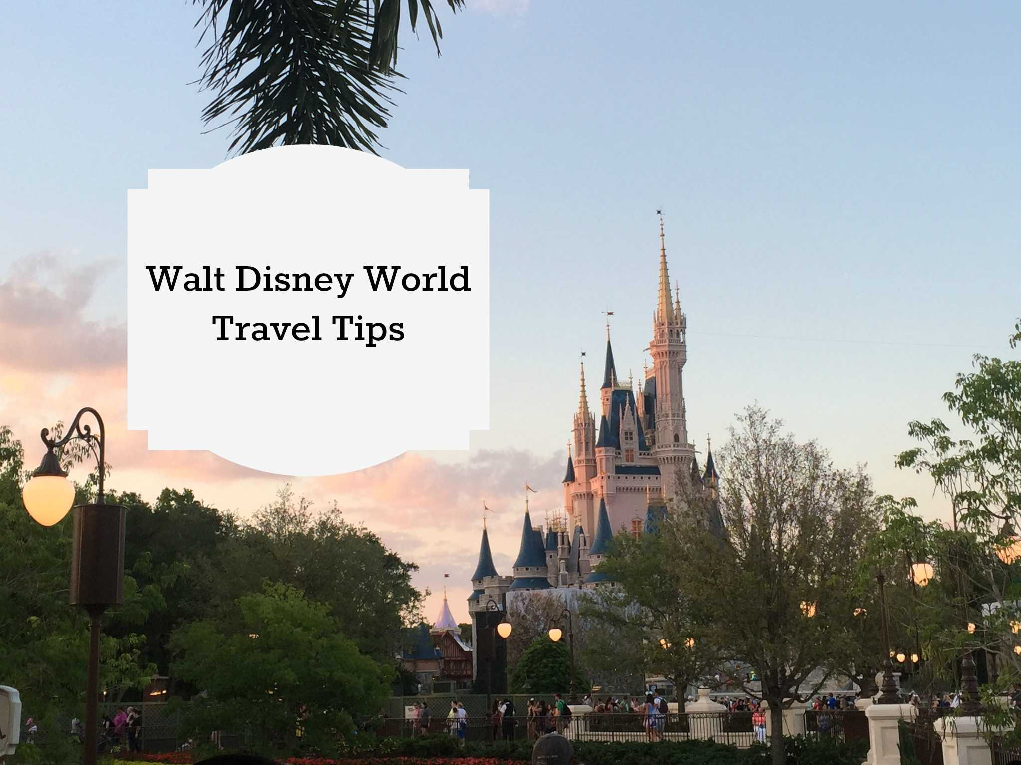 Tips to plan your next Walt Disney World vacation