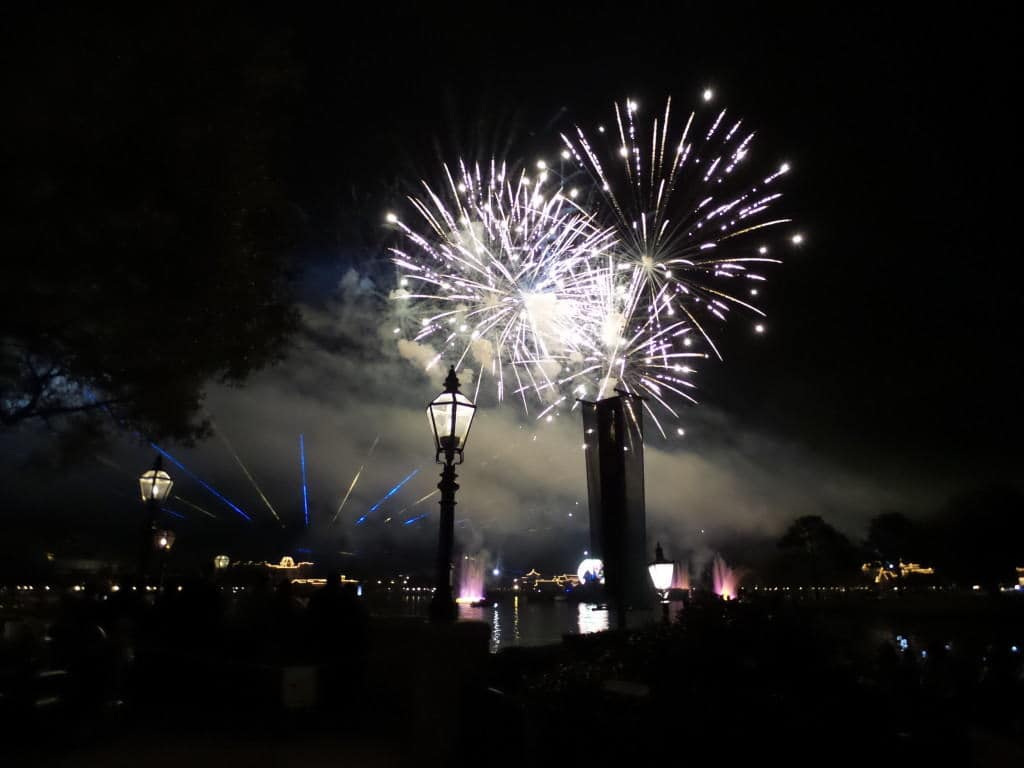 Illuminations Fireworks at Epcot