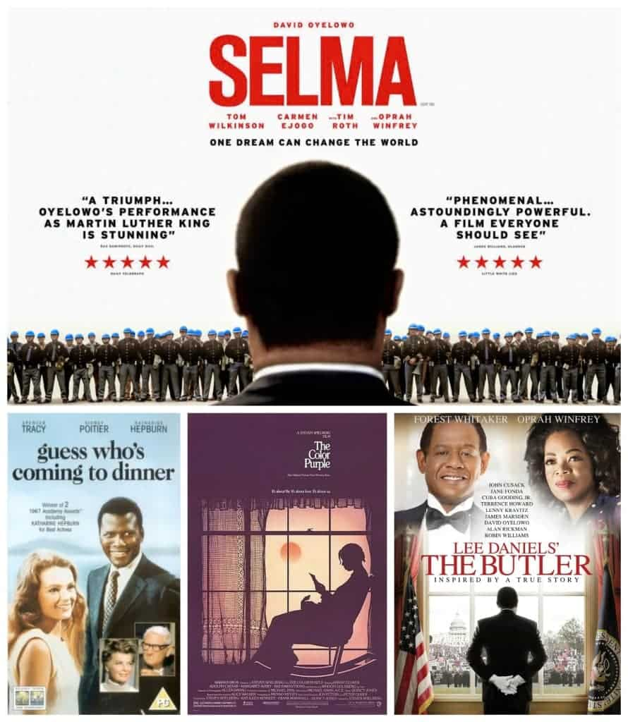 movies for black history months