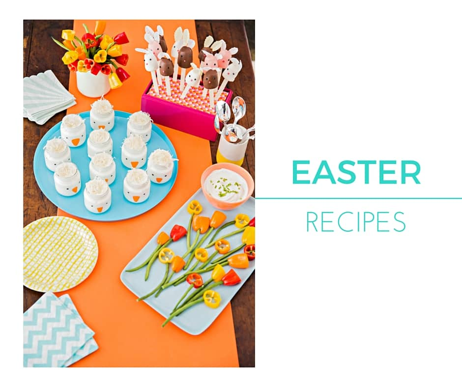 Healthy Easter recipes